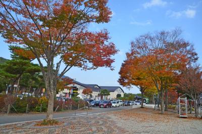 あっちに行ったり、こっちに行ったり… 4.紅葉を見に道の駅なるさわへ 2015.10.22