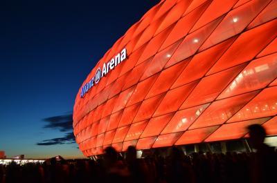 #ミュンヘン 4日目はいよいよメインイベント!ブンデスリーガ観戦
