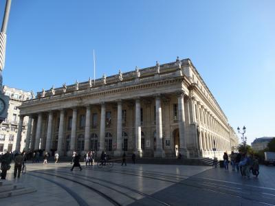 特典航空券で行く欧州の旅18日目「ボルドー」をパリから日帰りしました