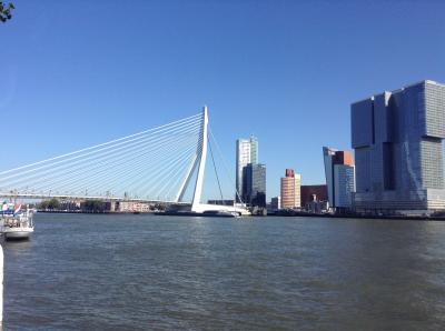ドイツ・オランダ2015年(5)~少しだけハーグ・ロッテルダム行ったよ編~