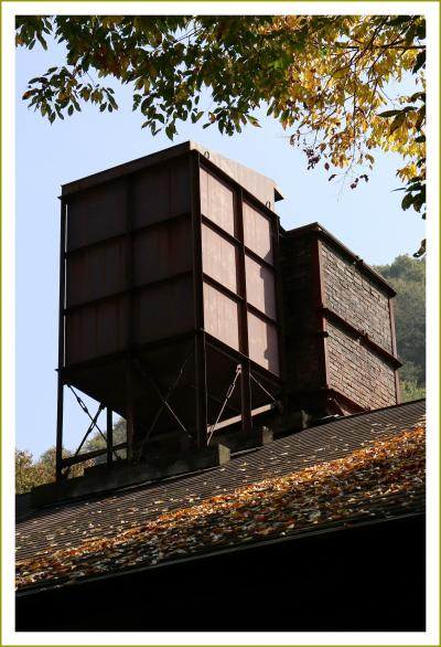 Solitary Journey [1665] たたらに近代洋式製鉄法を取り入れて築造された炉<たたら角炉伝承館&三次でこ街道散策>島根県奥出雲町