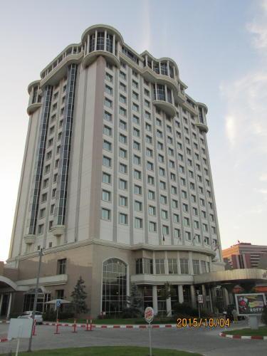 トルコのWOWイスタンブールホテル