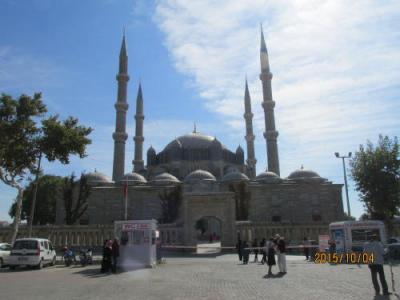 エディルネのセリミエモスク