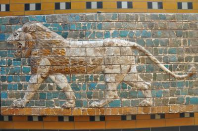 ♪飛んでイスタンブール <考古学博物館>
