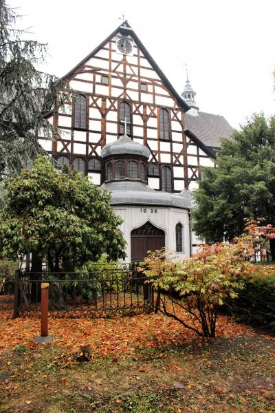 美しき古都をめぐるポーランド10日間(ヴロツワフ観光・平和教会)