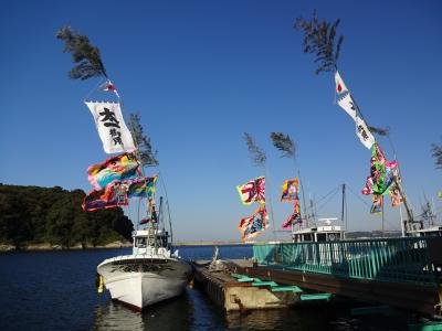 篠島(おんべ鯛奉納祭):知多半島 2015.10.12