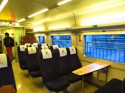 広州4★帰りも高鉄で 広州から深センへ