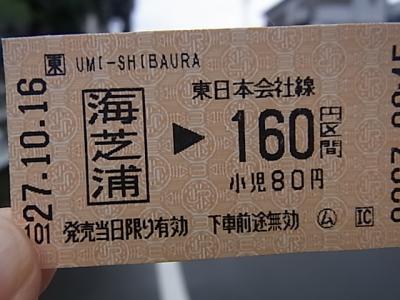 鶴見線と川崎大師 絶品ラーメンの旅 5.5kmウオーキング
