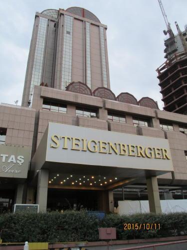 イスタンブールのシュタインベルガーホテル