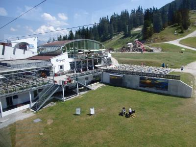 オーストリアのチロル&エーアヴァルト、ドイツのバイエルンの旅 【12】 ヘルメレコプフからホテルへ