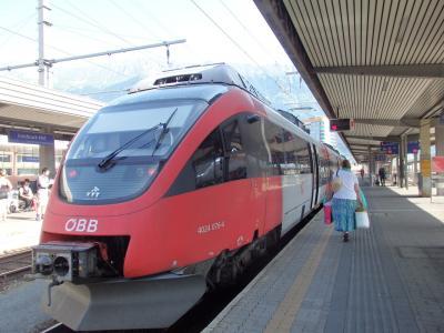 オーストリアのチロル&エーアヴァルト、ドイツのバイエルンの旅 【14】 ゼーフェルトを後にキルヒベルグへ