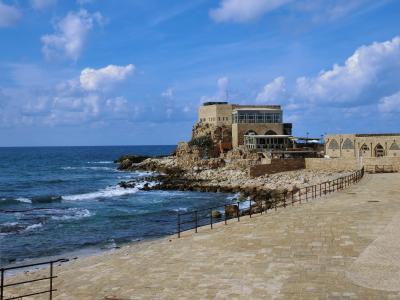 イスラエル旅行ー3:ハイファとカイザリヤ