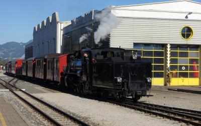 路面電車の旅5(インスブルック・アッヘンゼー鉄道etc)