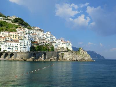 イタリア縦断の旅 9日間 6 (アマルフィ)