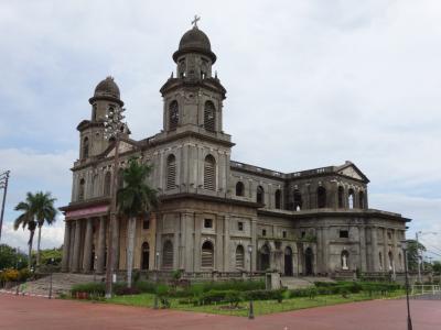 旧マナグア大聖堂