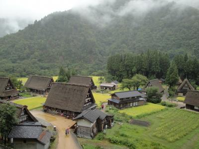 ローカル鉄道とバスで巡る富山の海と山(3日目)