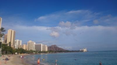 2015/5 ハワイ女子旅5日目