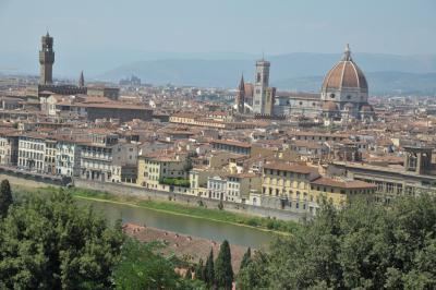 フィレンツェのアパートメントに泊まる旅