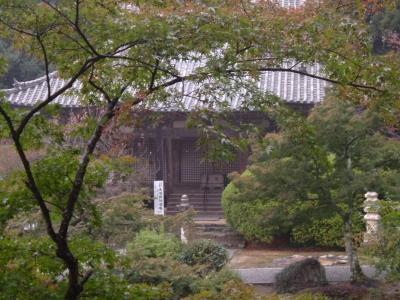 奈良 紅葉たより 長岳寺