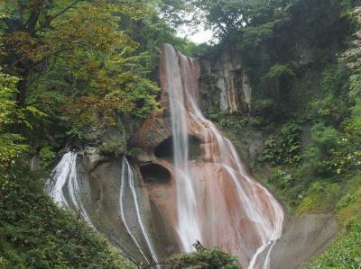 軽井沢・草津温泉の旅(5) 滝メグラーが行く165 不気味な名瀑・嫗仙の滝