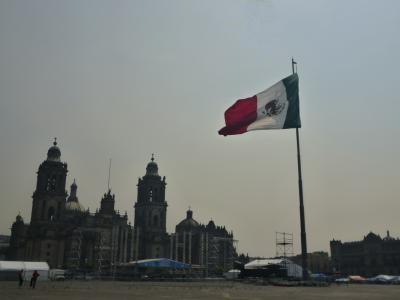 初メキシコ!一人旅!!ちょこっとヒューストン観光♪