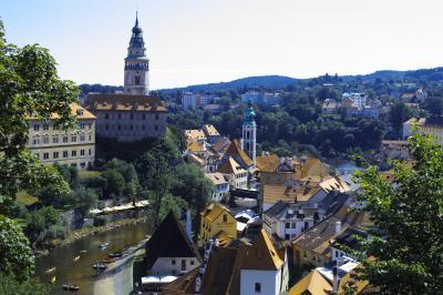 チェコ、スロバキア、ポーランド周遊①