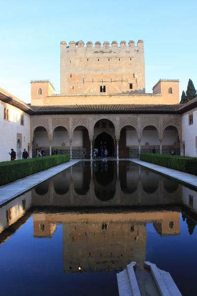 ■ スペインの旅 (5)グラナダ <アルハンブラ宮殿と情熱のフラメンコショー>