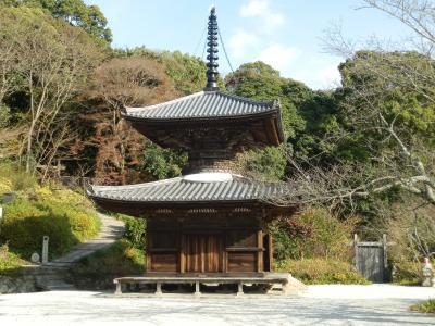 回顧録 2014年年末 大阪和歌山の旅(3) 和歌山海南市,有田川町方面