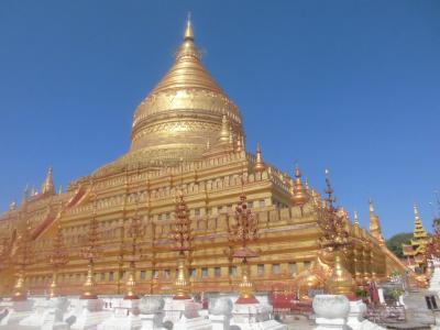 息子の仕事ぶりを見に、初めてのミャンマー旅