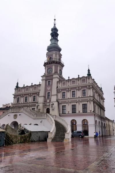 美しき古都をめぐるポーランド10日間(ザモシチ観光)