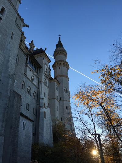 シンデレラ城のモデルのお城・ノイシュバンシュタイン城に行きました!