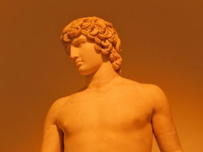 イタリア あっちも! こっちも! と欲張りなたび その35 ナポリ 国立考古学博物館ファルネーゼ・コレクション
