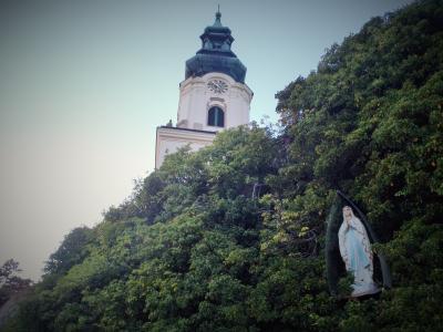 2015秋のスロバキア 05 ニトラ城