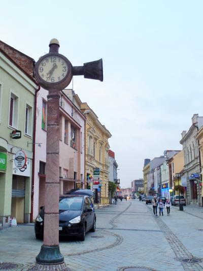 2015秋のスロバキア 07 ニトラ市街地