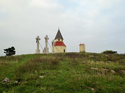 2015秋のスロバキア 08 十字架の丘Kalvária