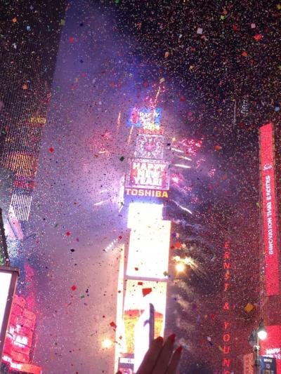 ニューヨーク カウントダウン!in 2013-2014