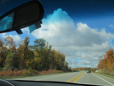 秋の盛りに 北米東側を巡ってきました。(レンタカー編)
