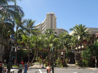ハワイ旅行最終日 もっといたいな~