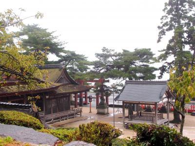 3;霧の琵琶湖一周3−3;西岸・白髭神社