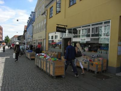 バルト海クルーズの旅7~コスキレ&マルメ(スウェーデン)