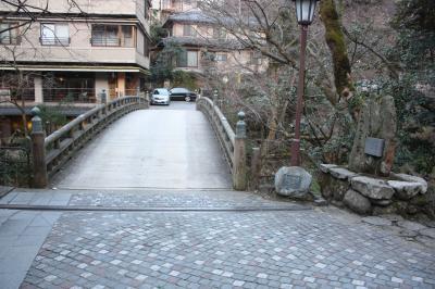 北陸・飛騨旅行記2015年春⑤続・山中温泉編