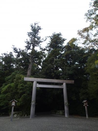 横浜から伊勢神宮へ車で日帰り旅