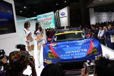 東京モーターショー2015 中編:スバルに三菱に外車ショー