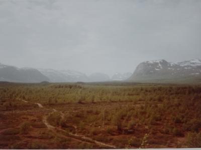 (2)1980年旧西欧(16か国)エジプト パキスタン インド ネパール136日間放浪の旅(65)スウェーデン(ニッカルオクタ 王様の散歩道)