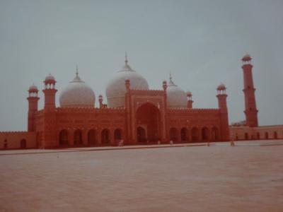 (2)1980年旧西欧(16か国)エジプト パキスタン インド ネパール136日間放浪の旅(81)パキスタン(ラホール)