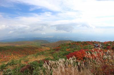 安達太良山 紅葉