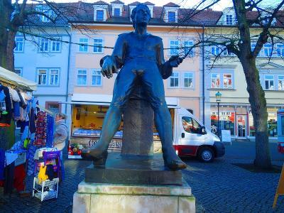 ヨハン・セバスティアン・バッハの足跡を訪ねて その11   ほとばしる情熱、アルンシュタット