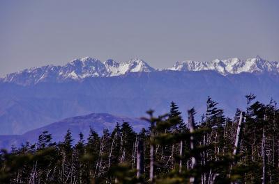 北八ヶ岳・ 縞枯山を歩いて長円寺の紅葉を楽しみました