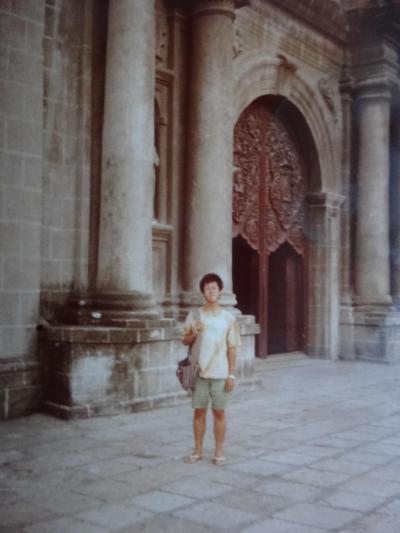 (2)1980年旧西欧(16か国)エジプト パキスタン インド ネパール136日間放浪の旅(105)フィリピン(マニラ パグサンハン川急流下り)