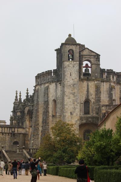 ポルトガル 8日間 2日目① 《トマール市内観光》